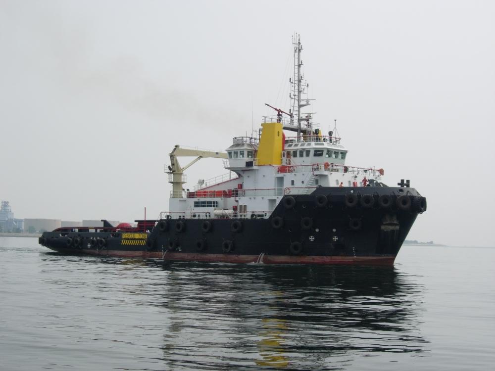 11000 BHP Anchor Handling Tug AHT for Sale File-SB0006