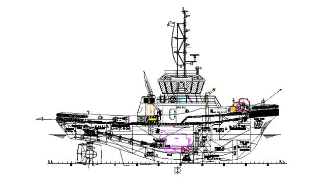 5200PS HANDYSIZE ASD TUG FOR SALE - NEW BUILT