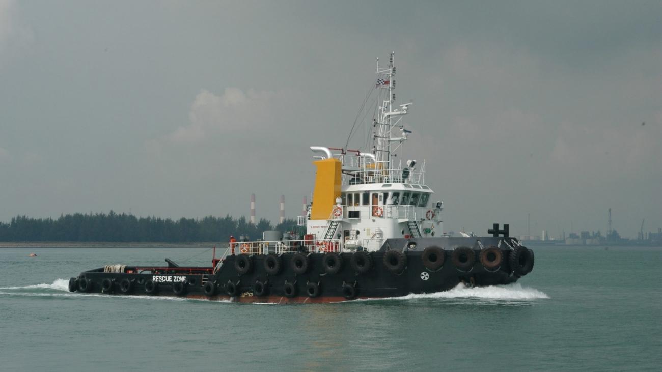5400 BHP Anchor Handling Tug for Sale File-SB0003