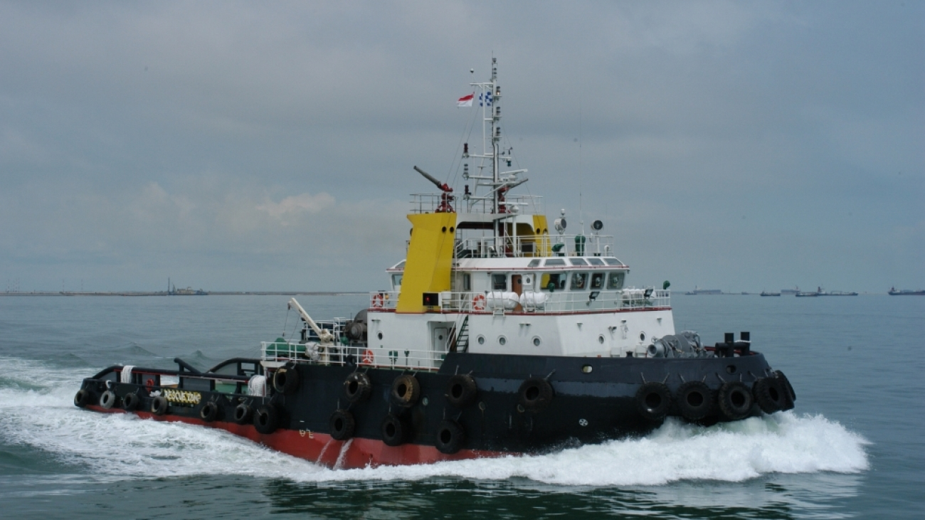 6600 BHP Anchor Handling Tug for Sale File-SB0004