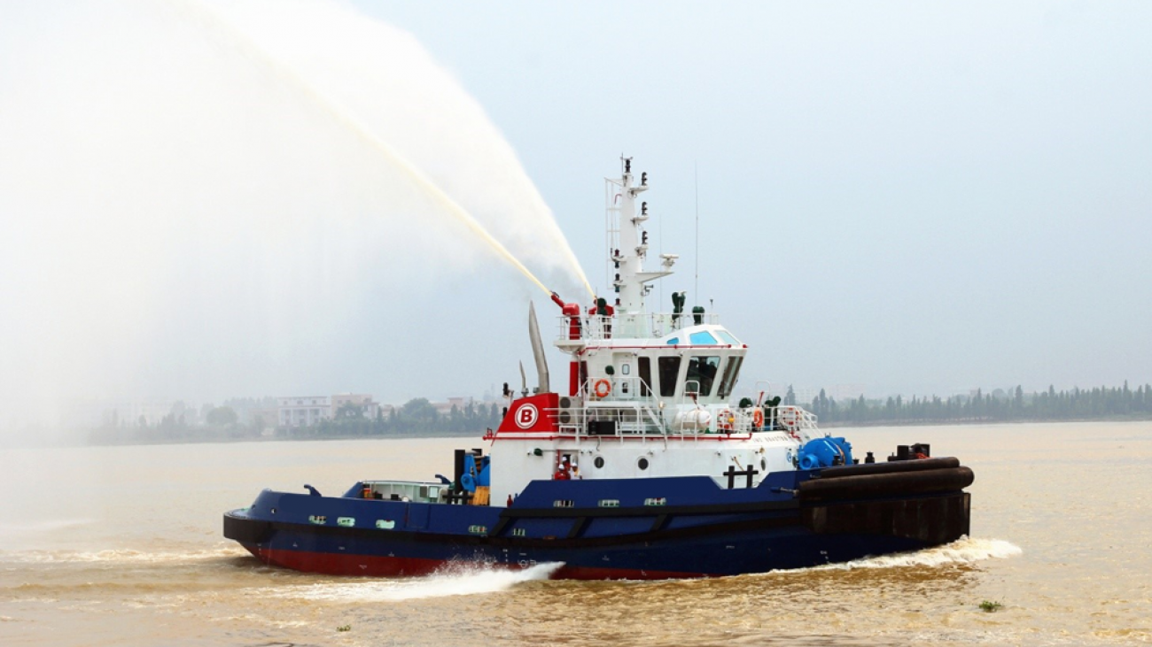32M RAMPART ASD TUG FOR SALE NEW BUILT