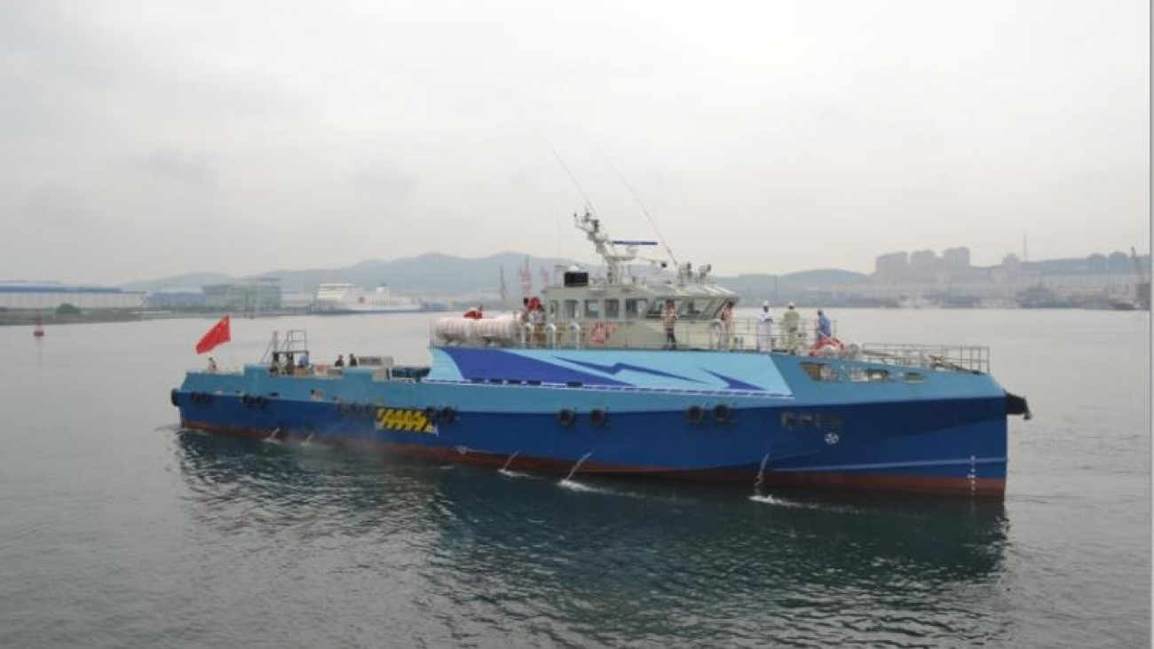 40M CREWBOAT FOR SALE NEW BUILT