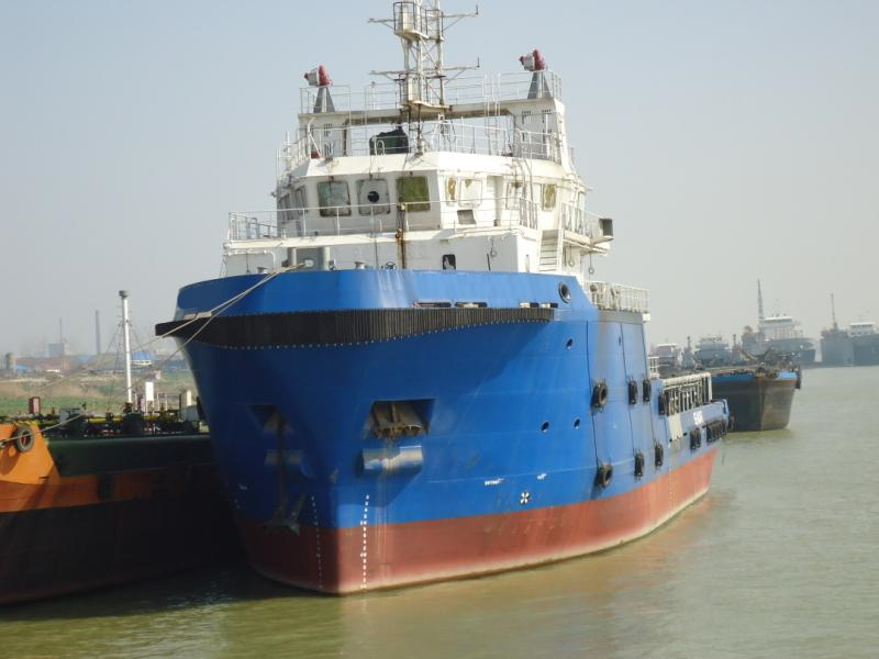 59M Oil Recovery Vessel for Sale