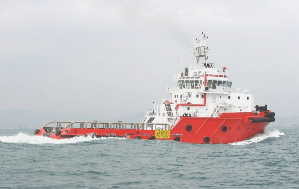59M DP1 ANCHOR HANDLING TUG SUPPLY FOR SALE