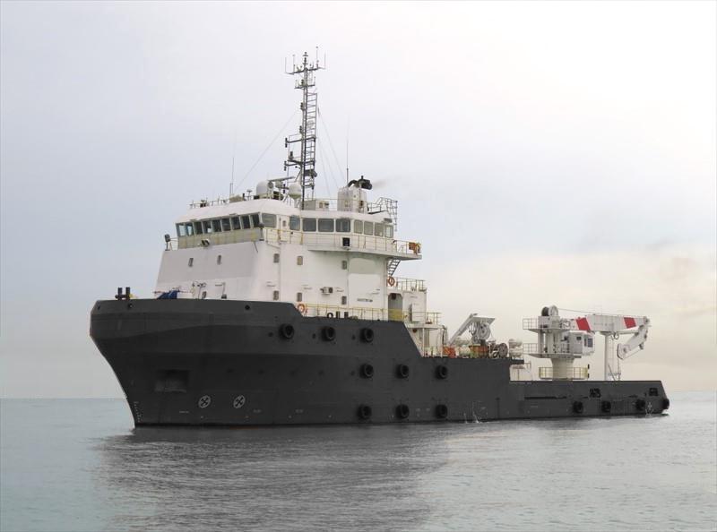 65m DP2 5000bhp ROV Survey IMR Dive Accommodation Vessel for Sale