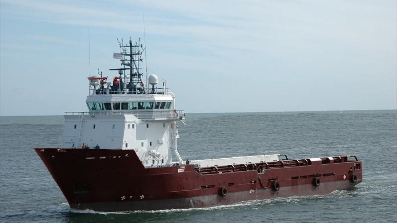 67M DP2 Platform Supply Vessel for Sale - Ijetty