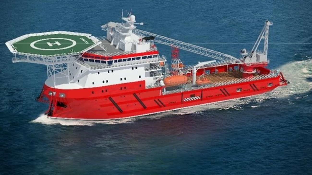 78M DP2 MAINTENANCE WORK VESSEL FOR SALE