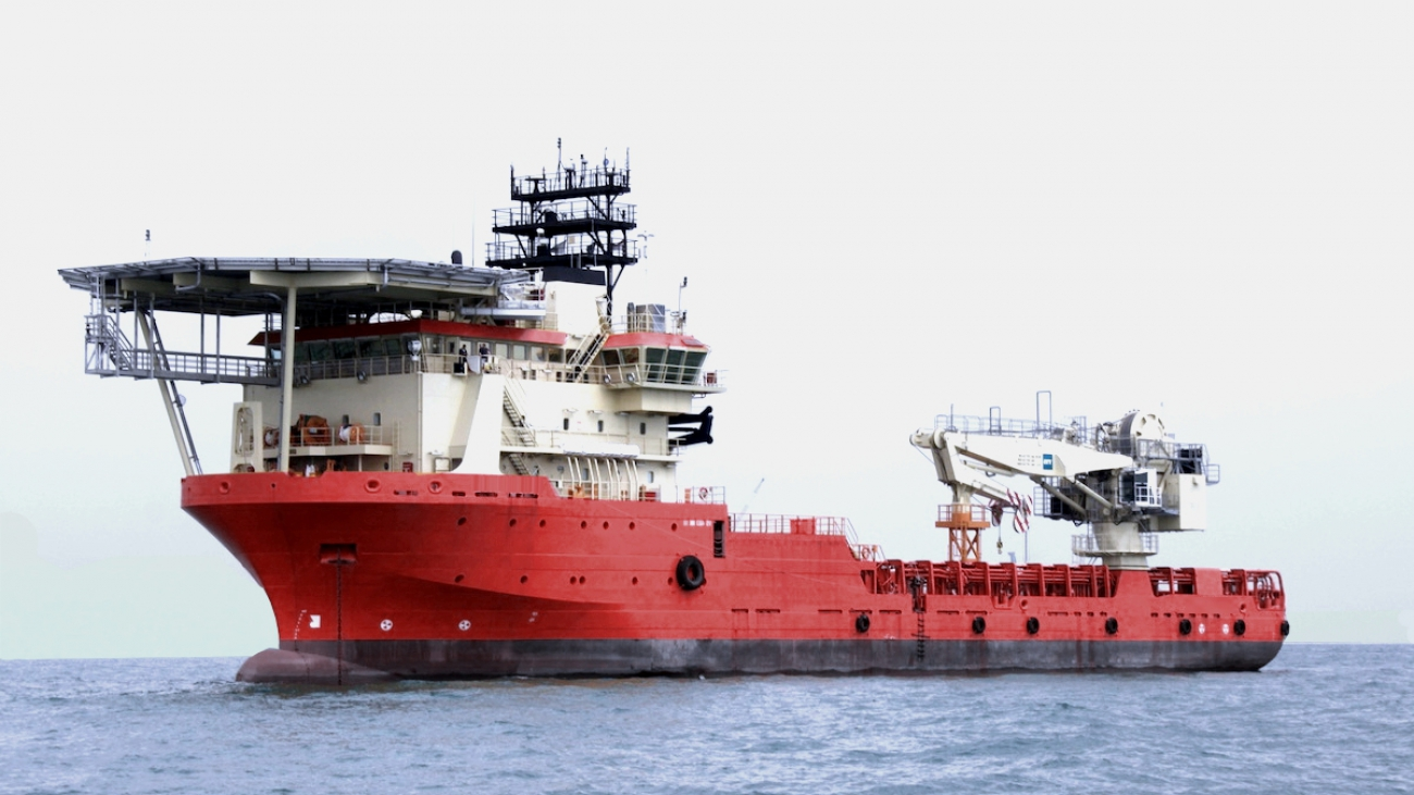 87M DP2 Multi-Purpose ROV Light Construction Vessel for Sale