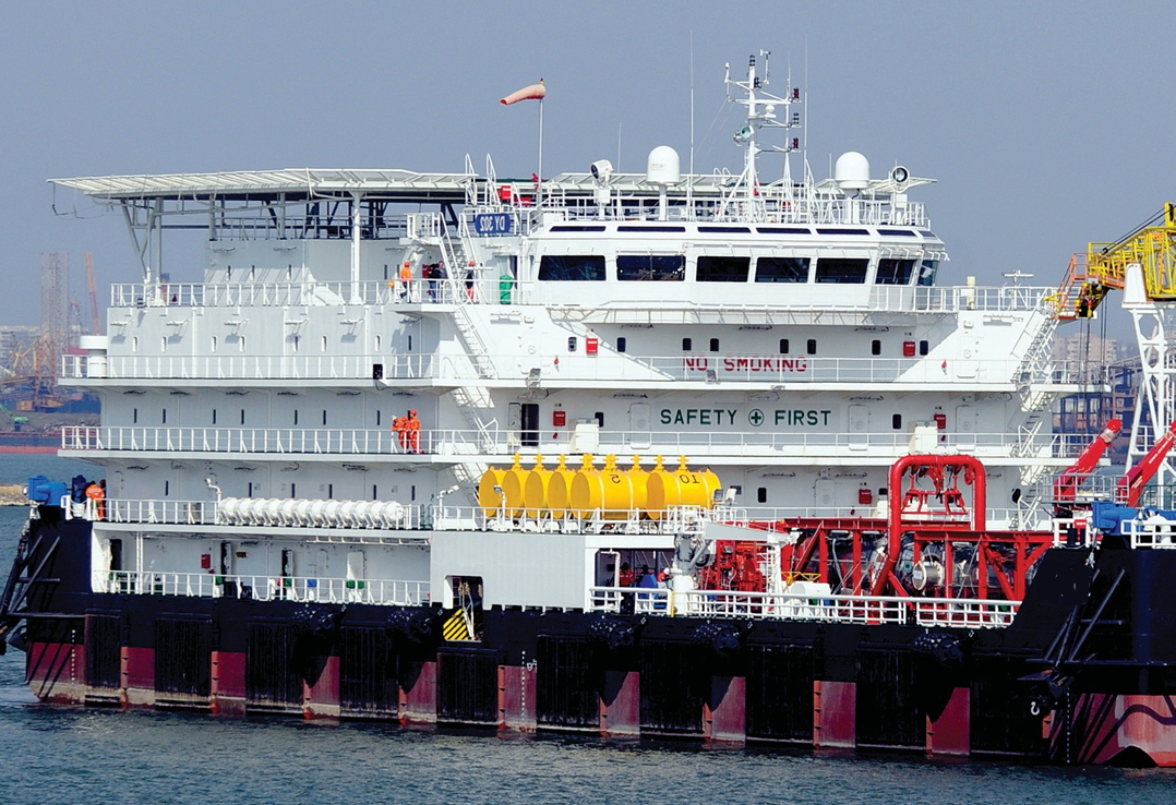 Accommodation Barge for Sale 300 PAX