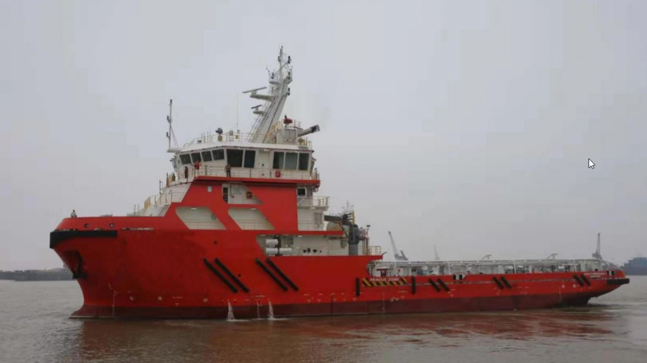 73M DP2 Anchor Handling Tug Supply for Sale File-AZ-276